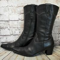 Neu ecco Fara Stiefeletten schwarz 5760536 | eBay