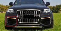 Neuer Original Audi Q7 V12 (07-16) Vorne Stoßstange Unten Gitter Rechts