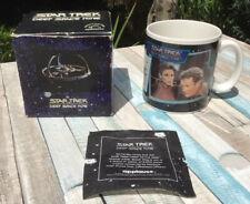 STAR TREK DEEP SPACE NINE MUG BOXED