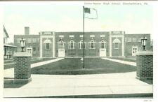 Elizabethtown Pa The Junior-Senior High School