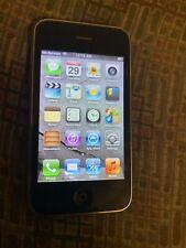Apple iPhone 3GS - 8GB - Black A1303 (GSM) (CA)