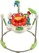 Fisher Price Rainforest Jumperoo Baby Jumper Walker Bouncer Activity Seat