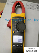Used Good Fluke 375 Wireless True RMS AC/DC Clamp Meter  #free shipping