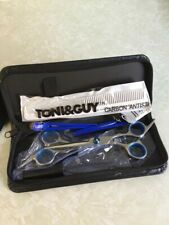 Toni & guy Hairdressing kit / set, zip wallet.