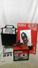 HOTLINE ELECTRIC FENCER ENERGISER LATEST MODEL SUPER HAWK 9V, 12V  P300