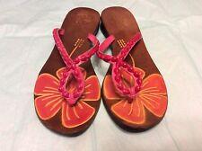 Women Thong Thong Shoes 7.5