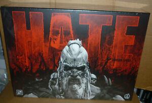 HATE Kickstarter Exclusive Board Game (CMON) New