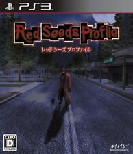 USED PS3 Red Seeds Profile
