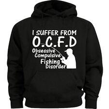 Funny fishing sweatshirt hoodie for men fishing fisherman gift for him dad Men's