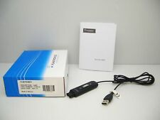 PLANTRONICS DA45 USB Adapter with Volume & Mute button to PC for Internet Calls