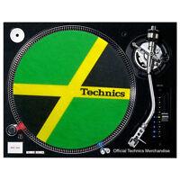 Slipmat Technics Jamaica (1 Stück / 1 Piece) 60646-1 NEU!
