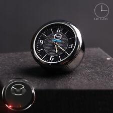 Fit For Mazda Car Clock Refit Interior Luminous Electronic Quartz Ornaments
