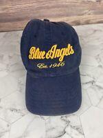UNITED STATES NAVY BLUE ANGELS BASEBALL CAP