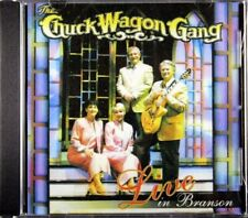 The Chuck Wagon Gang Live in Branson NEW CD Southern Gospel Appalachian Music