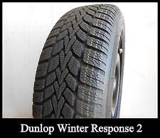 Winterreifen auf Stahlfelgen Dunlop WinterResponse2 175/65R14 82T  Mazda 2