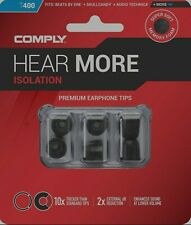 Comply Foam Tips (Isolation T-400) Size Small RRP £15.99