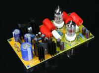 PRT-06A 12AX7 +12AT7 Tube preamplifier board/ kit base on MATISSE preamp   L7-33