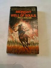 1978 Midnight At The Well Of Souls by Jack L Chalker Del Rey Paperback