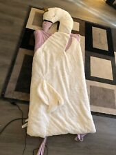 Frolics Sleeping Bag, Swan, Kids, Used, Great Condition