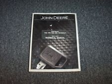 John Deere 1420 1435 1445 1545 1565 Series II Front Mower Service Manual TM2147