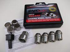 Locking Wheel Nuts Fits Hyundai Accent Coupe i10 i20 i30 i40 Santa Fe (PE1514)