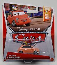 Disney Pixar Cars CARTEY CARSPER  1:55 New 2014