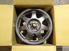 "1 x Toyota 16"" 6-Spoke GREY Alloy Wheel *Genuine* (Prius 2003>2009)"