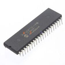 2PCS MCU IC MICROCHIP DIP-40 PIC16F877A-I/P PIC16F877A