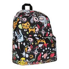 Bleeding Heart Bags Cartoon Monster School Bag Monsters Rucksack Kids Backpack
