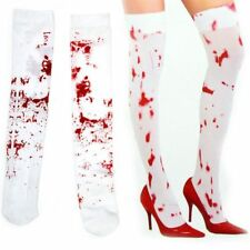 Accessories Bloody Socks Halloween Blood Stockings Cosplay Performance Props