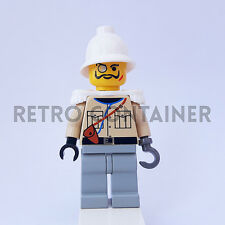 LEGO Minifigures - 1x adv039 - Baron Von Barron - Adventurers Omino Minifig
