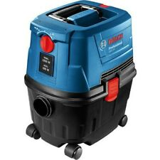 Vacuum Cleaner And Blower BOSCH GAS 15 PS Professional 1100W Blue And Black