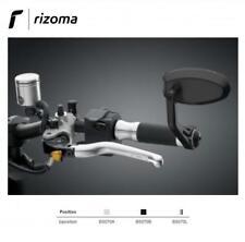 Rizoma Reverse Retro NAKED biposizione Specchietto retrovisore manubrio nero
