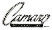 1968 1969 Camaro Header / Trunk Emblem