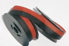 Brother 700 Deluxe Typewriter Ribbon - Blk and Red Ink