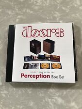 The Doors PROMO CD Selections From The Perception Box Set