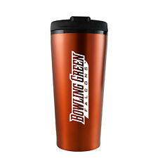 Bowling Green State University -16 oz. Travel Mug Tumbler-Orange