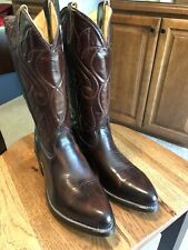 Protector Safety Cowboy Boots 9.5 D- Great!  Make An Offer!