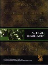 Tactical Leadership (MSL 301) by