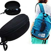Hard Sunglasses Case for Sports Size Sun glasses and Safety Eyeglasses Cases