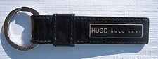 Hugo Boss Lackleder Schlüsselanhänger Keychain NEU (A6.1)