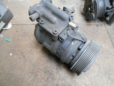 Jaguar XJ X308 XK8 AC Compressor. Genuine. MCA7300AE