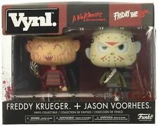 Funko Nightmare Freddy Krueger and Friday the 13th Jason Voorhees Vinyl Figures