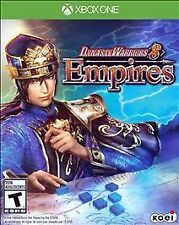 Dynasty Warriors 8: Empires (Microsoft Xbox One, 2015)