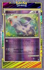 🌈Nidoran (F) Reverse - HS03:Triomphe - 69/102 - Carte Pokemon Neuve Française