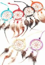 1 X Mini Dream Catcher Hanging Length Approximately 23cm - One at Random