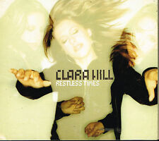 CD Album: Clara Hill: restless times. sonar kollectiv. B3