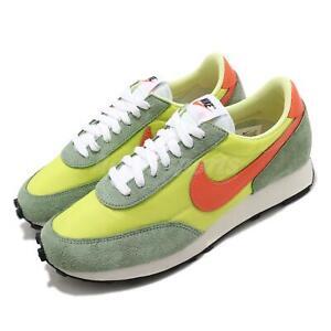 Nike DBreak DayBreak Limelight Orange Green Men Casual Lifestyle Shoe DB4635-300