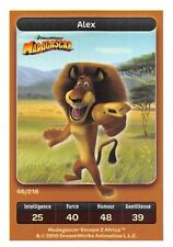 Carte Carrefour Dreamworks - Madagascar - Alex  N°46