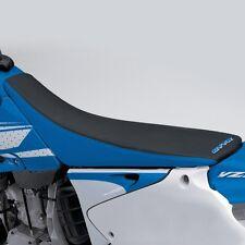 Yamaha GYT-R GYTR Logo Gripper Seat Cover Blue Black YZ450F YZ450 450F New Sale
